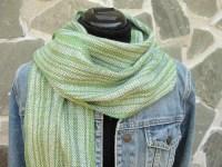 hand woven scarf | carriewolf.net