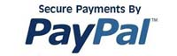 Secure Payments by Paypal