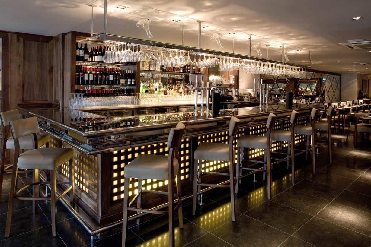 Restaurant Bar  Grill  Carroll Design