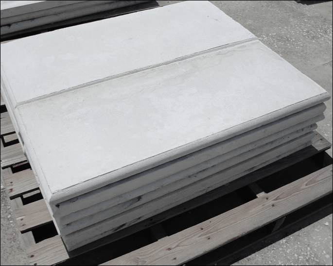 Concrete Stair Treads Carroll S Building Materials St