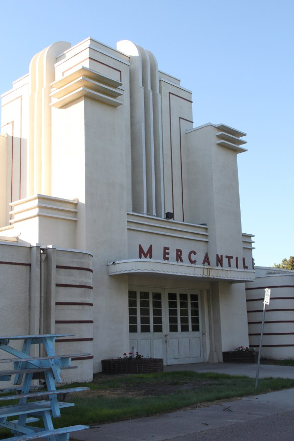 Modern Art Deco Architecture
