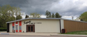 Teton Co Fairfield community hall