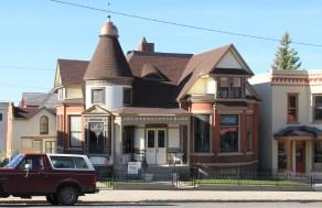 Mrs. James McCraig house, c. 1884, 410 W. Granite, Butte