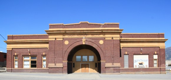 Great Northern Depot, 800 block S. Arizona