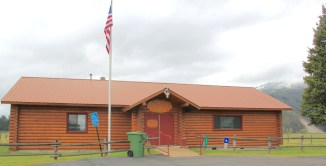 Ravalli Co, Sula Community Center, Sula Road