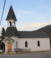 Community Church, Basin, Jefferson County