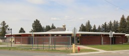 Elementary school, Dixon St., Deer Lodge