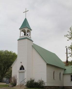 Granite Co, Methodist Church, Main st, Drummond