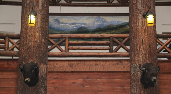 2011 MT Glacier Park and communities 082 East Glacier Lodge