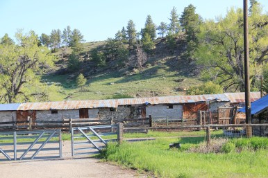 Golden Valley Co Ryegate Simms-Garfield Ranch NR 1
