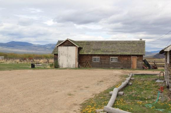 Bremmer Ranch, Bannock Pass Road 2