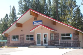 Lewis & Clark Co Lincoln post office