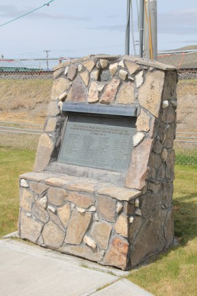 Dillon world war II memorial