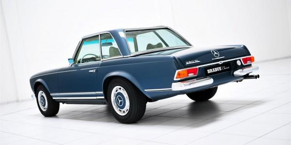 Mercedes 280 SL 'Pagoda' (W 113) – ré (2128 x 1416)