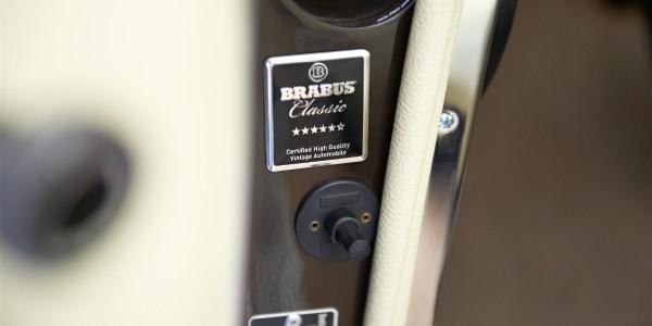 plaqueta de identificação Brabus Classic nos carros (2128 x 1416)