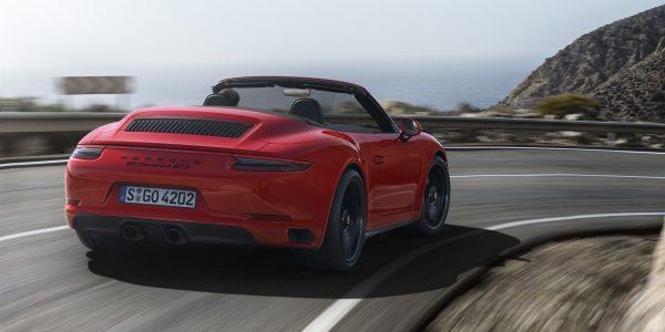911 Carrera 4 GTS conversível – 2