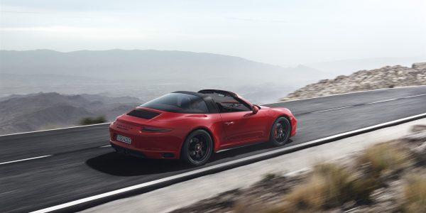 911 Targa 4 GTS – 2