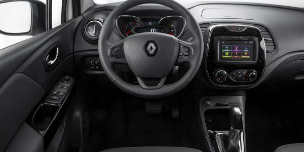 Renault CAPTUR 2017. Foto: Rodolfo Buhrer / La Imagem / Renault