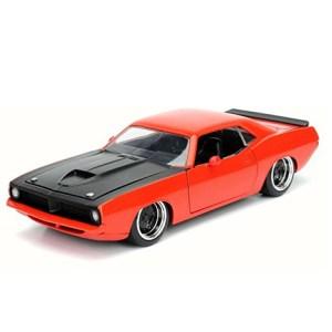 1973 Playmouth Barracuda / 1:24