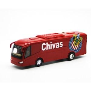 Autobús Equipo Guadalajara / 7″