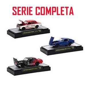 Serie Auto-Japan M&J Toys / 1:64
