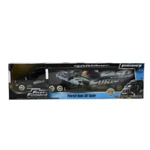 Trailer Peterbilt Model 387 Hauler (Fast & Furious) / 1:64