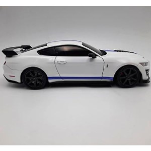 Mustang Shelby GT500 blanco