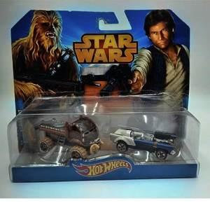 Vehículos Star Wars
