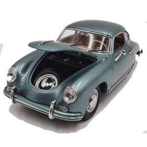 Porsche Carrera GT 1957 Color Verde