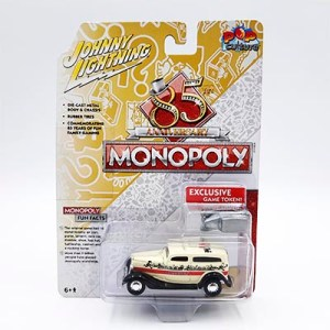 Panel Delivery Edición Monopoly