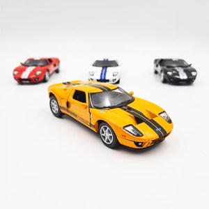 Ford GT (4 colores)