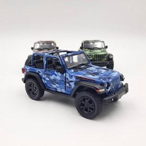Jeep Wrangler Camuflaje Sin Toldo