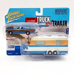 Caprice Wagon 1973 con camper