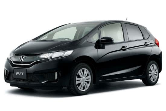 Novo Honda Fit 2016 fotos