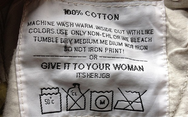 Madhouse Sexist Trousers