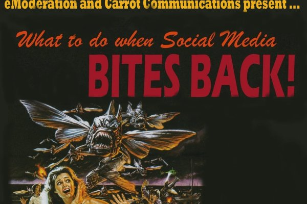 When Social Media Bites Back