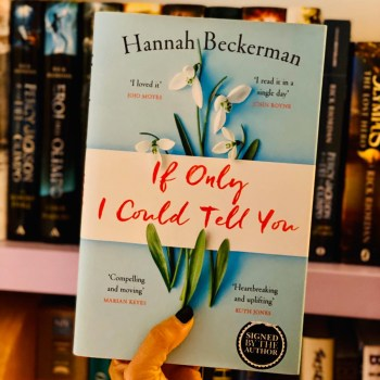 Review: If Only I Could Tell You by Hannah Beckerman