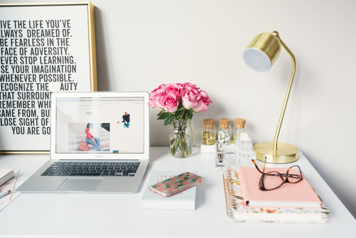 Ten ways to spruce up your desk