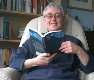 Anne Reading Underneath
