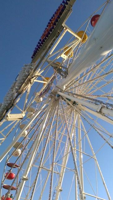 On the Big wheel