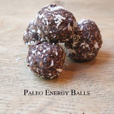 Paleo Energy Balls