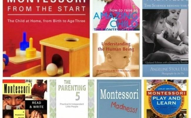 Top Montessori At Home Books For Parents Carrots Are Orange