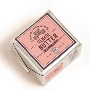 Menage Butter Foil