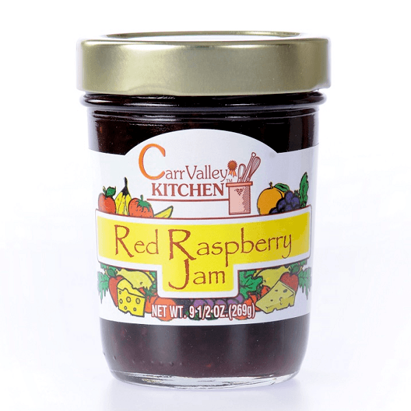 Red Raspberry Jam 9.5 oz