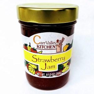 Strawberry Jam 9.5 oz