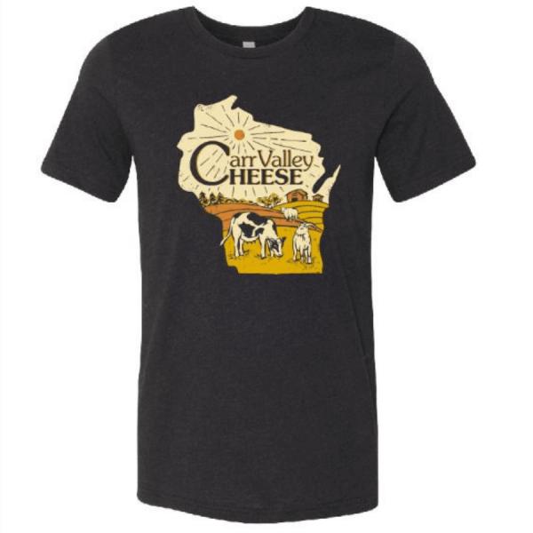 WI Farm Scene T-Shirt
