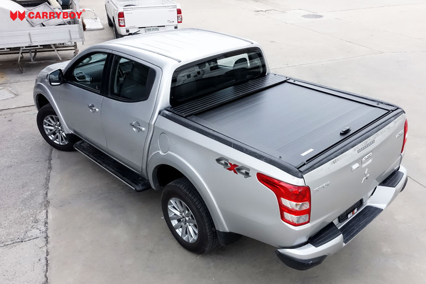 Roller Lid Carryboy Uk Pick Up Hard Top Truck Canopy