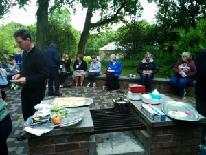 Annual Church Outing and BBQ 2014