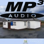 Podcast CD cover template (Medium)