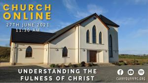Understanding the fulness of Christ
